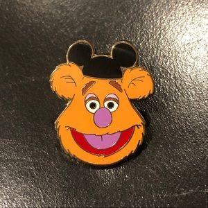 Disney Trading Pin - Fozzie Bear (Muppets)